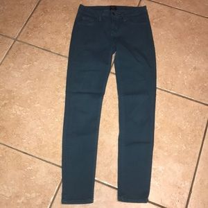 Just Black Skinny Jeans Size 26